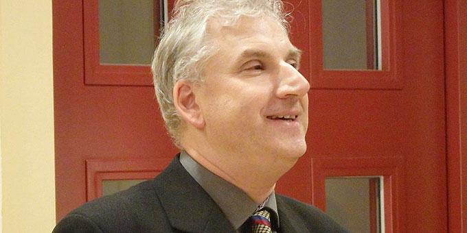 Grußwort: Landessuperintendent Thomas Hennefeld, Vorsitzender des Ökumenischen Rates der Kirchen in Österreich (ÖRKÖ) (Foto: MfE)