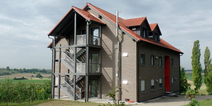 Max-Brunner-Haus im Schönstatt-Zentrum Canisiushof, Diözese Eichstätt (Foto: Stetter)
