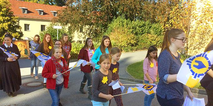Freizeit für Mädchen in Naundorf (Foto: Engelhardt)