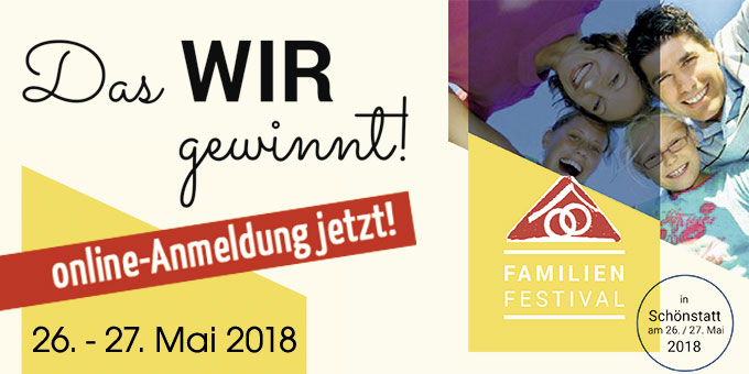 Familienfestival 2018