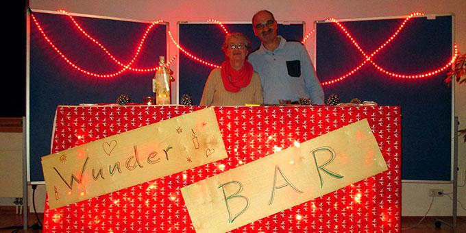 In der Wunder-BAR (Foto: Jäger)