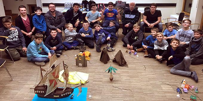 Gemeinschaftstag der SMJ Speyer (Foto: Holländer)