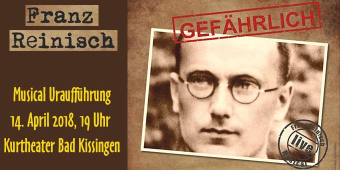 Musical über Franz Reinisch (Grafik: rigma.de)