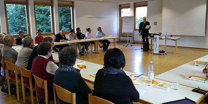 """""""GründerGeist""""-Tagung in Oberkirch (Foto: Huber)"""