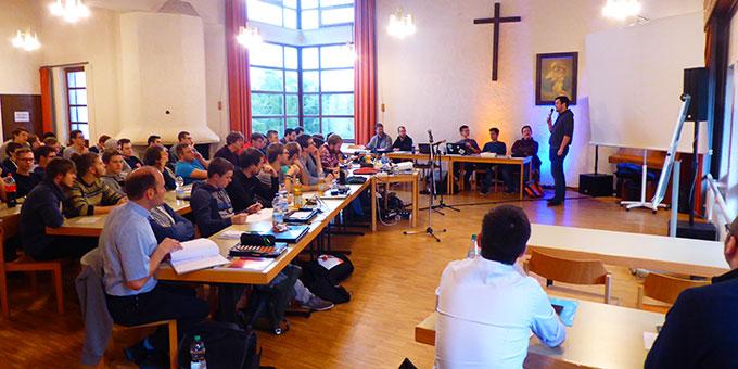 Jahreskonferenz der SMJ Deutschland in Schönstatt/Vallendar (Foto: SMJ)