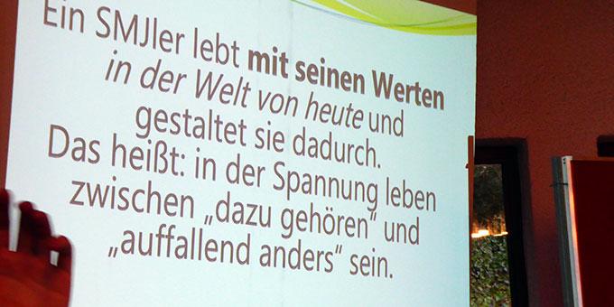 """Haltung"" konkret (Foto: SMJ)"