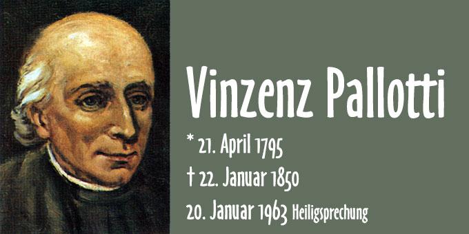 Vinzenz Pallotti (Gemälde: Bruno Zwiener)