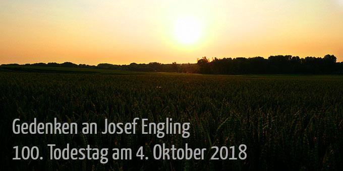 Todesacker von Josef Engling bei Cambrai, Frankreich (Foto: privat)