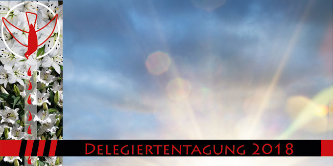 Delegiertentagung (Collage: Brehm)