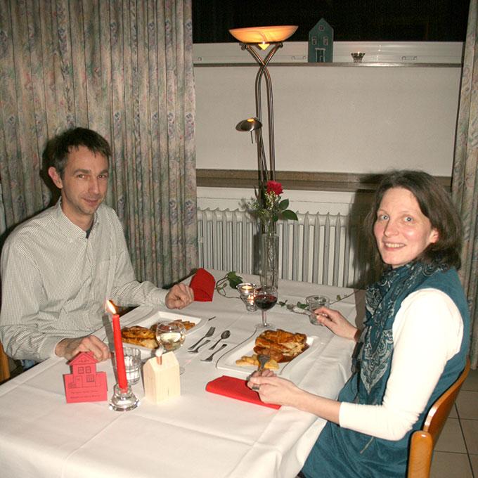 Monika und Marcus Blommel haben in Münster teilgenommen (Foto: Peitz)