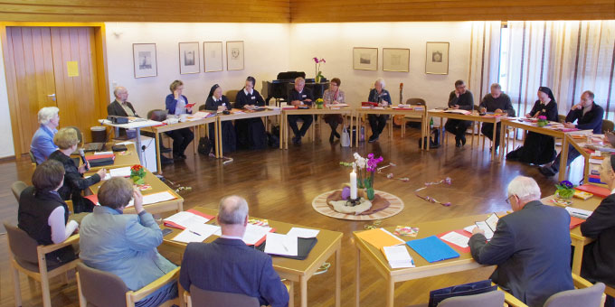 Tagung der Schönstätter Säkularinstitute im Priester- und Gästehaus Moriah (Foto: Neiser)