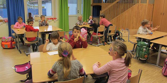In der Josef-Kentenich-Schule, Leubas, Kempten (Foto: JKS)