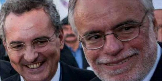 Andrea Riccardi (r) und Marco Impagliazzo (Foto: Sant'Egidio)