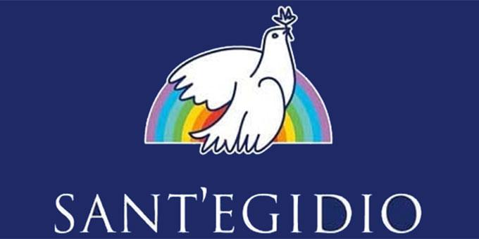 Das neue Logo: Sant'Egidio - eine Brücke die zusammenführt, Keine Mauer, die trennt - 50 Jahre SantEgidio (Foto: Sant'Egidio)