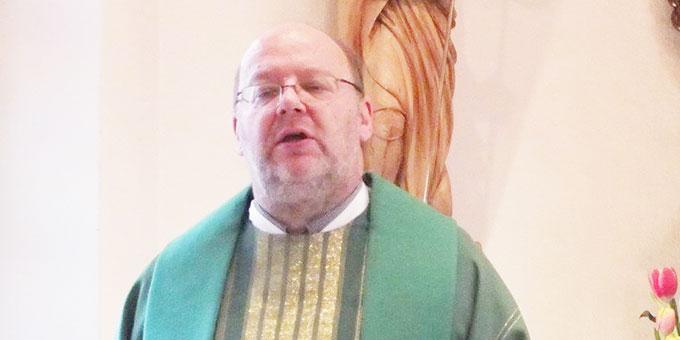 Pfarrer Michael Dafferner (Foto: Danner)