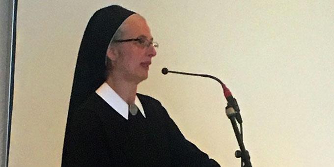 Schwester M. Vernita Weiß (Foto: Defrancesco)