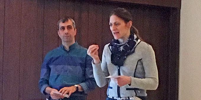 Dorothée und Thomas Bretz  (Foto: Defrancesco)
