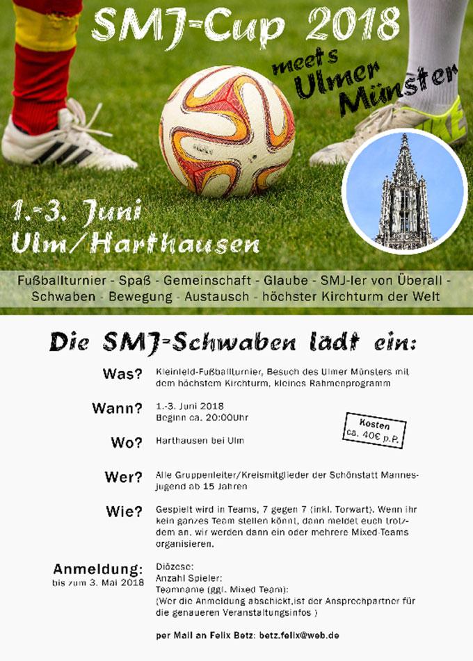 SMJ-Cup 2018 - Plakat (Foto: SMJ)