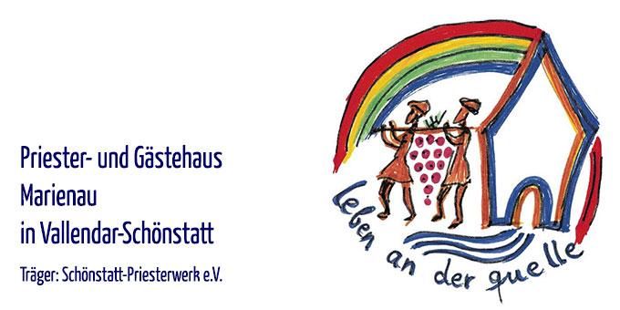 Priester- und Gästehaus Marienau in Vallendar-Schönstatt - Logo