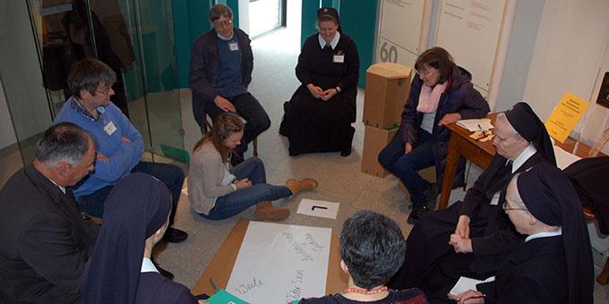 In 17 Arbeitsgruppen wird der Zentralwert gesucht (Foto: Brehm)