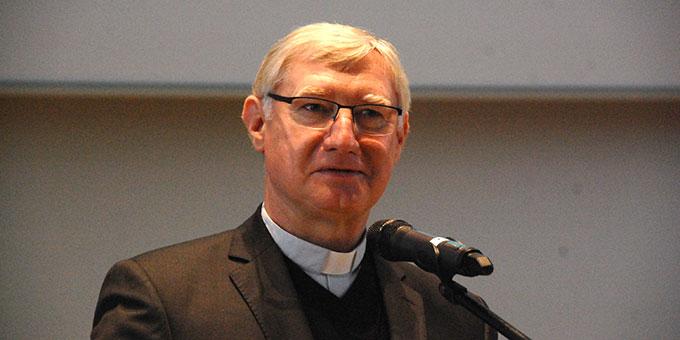 Pater Ludwig Güthlein, Leiter der Schönstatt-Bewegung Deutschland (Foto: Brehm)
