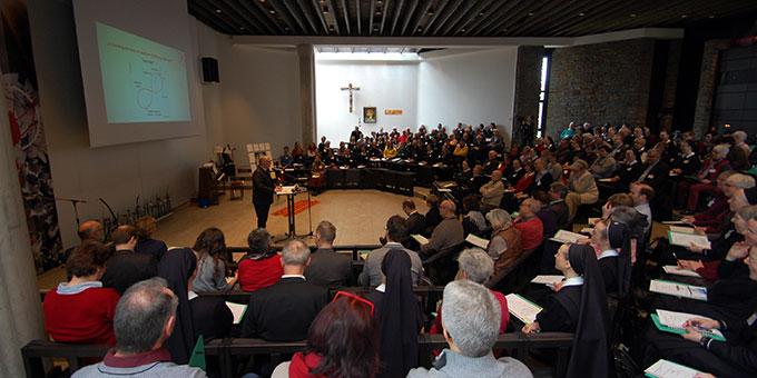 Die Delegiertentagung tagt wieder im Pater-Kentenich-Haus (Foto: Brehm)