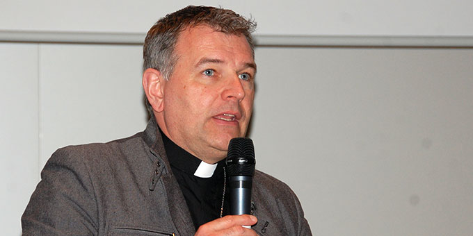 Pfarrer Peter Göttke, Kitzingen (Foto: Brehm)