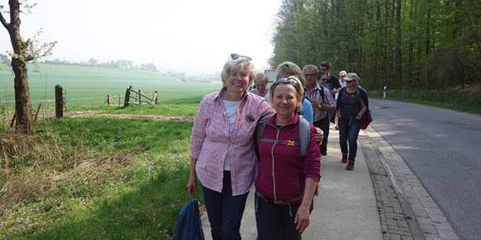 Gemeinsam unterwegs (Foto: Margarethe Kulczycki)