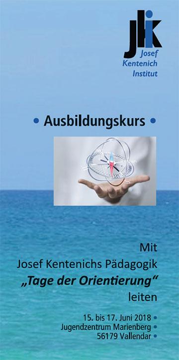 Cover Flyer Ausbildungskurs (Foto: JKI)