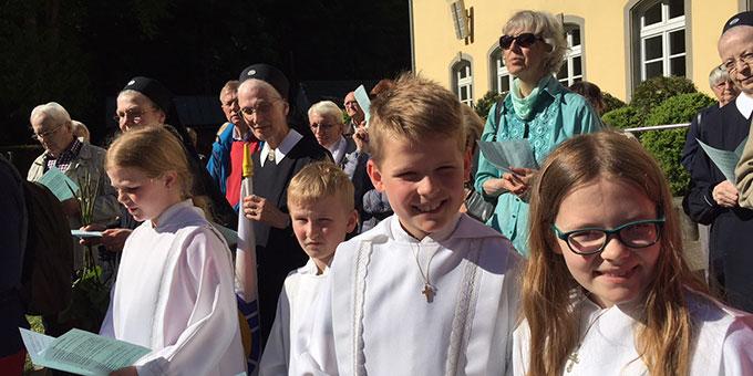 Diözesanwallfahrt der Diözese Fulda am 6. Mai 2018 (Foto: Sr. M. Isabell Lustig)
