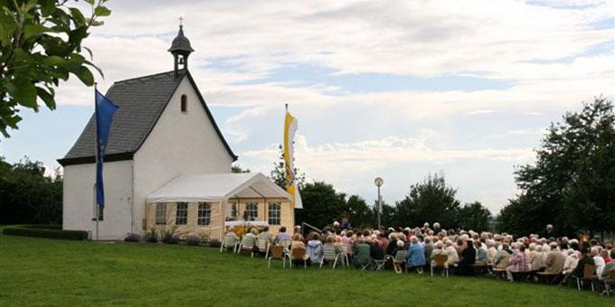 Das Schönstatt-Heiligtum des Liebesbundes für Europa  (Foto: Archiv)