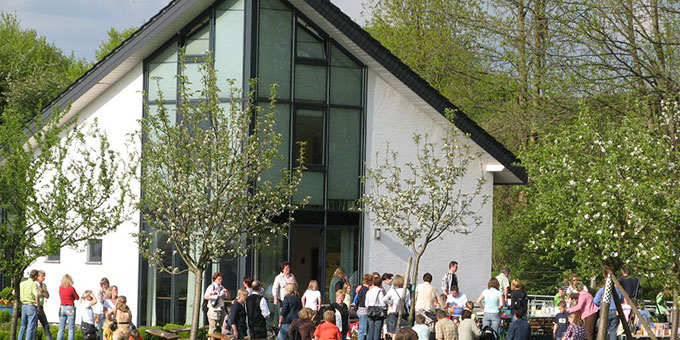 Das Begegnungshaus im Schönstatt-Zentrum Paderborn-Benhausen (Foto: Archiv)