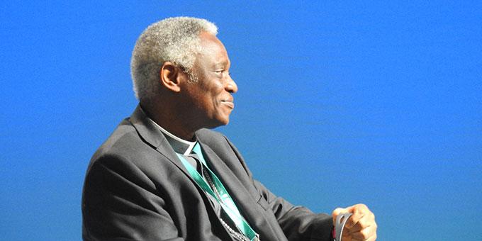 Der vatikanische Entwicklungsminister Kardinal Peter Turkson (Foto: McClay)