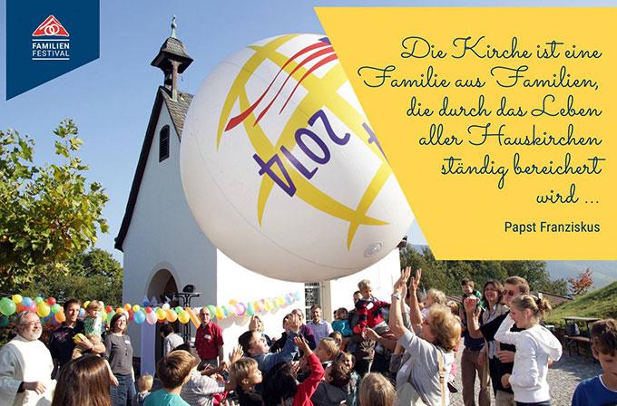 """""""Das Wir gewinnt"""" - Familienfestival in Schönstatt (Foto: Familienfestival)"""