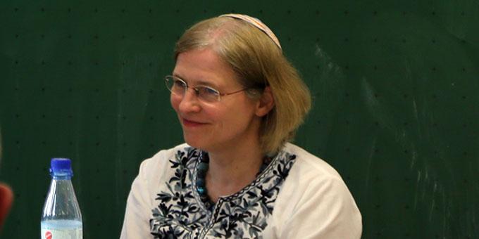 Rabbinerin Dr. Ulrike Offenberg, Hameln (Foto: privat)