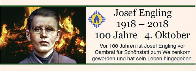100. Todestag von Josef Engling (Foto: Engling-Sekretariat)