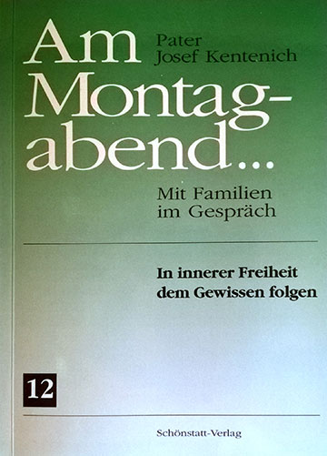 Cover: Am Montagabend Band 12
