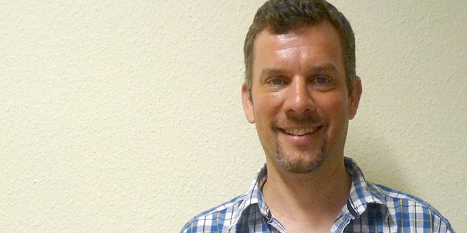 P. Christoph Hammer SAC ist neuer pallottinischer Leiter des Forum Vinzenz Pallotti, der Begegnungs- und Bildungsstätte der PTHV gGmbH (Foto: PTHV Pressestelle)