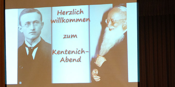 Kentenich-Abend in Neckarsulm, St. Paulus (Foto: Reineke)