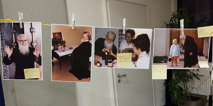 Bildimpulse mit der Möglichkeit, eine Titel, ein Eindruck auf dem Bild anzuheften (Foto: Reineke)
