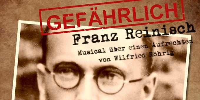 Franz-Reinisch-Musical (Grafik: rigma)