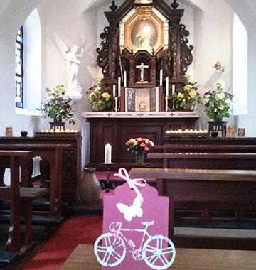 Die SChönstatt-Kapelle des Zentrums lud ein zu Gebet, Stille und Begegnung mit Gott und der Gottesmutter Maria  (Foto: Schild)