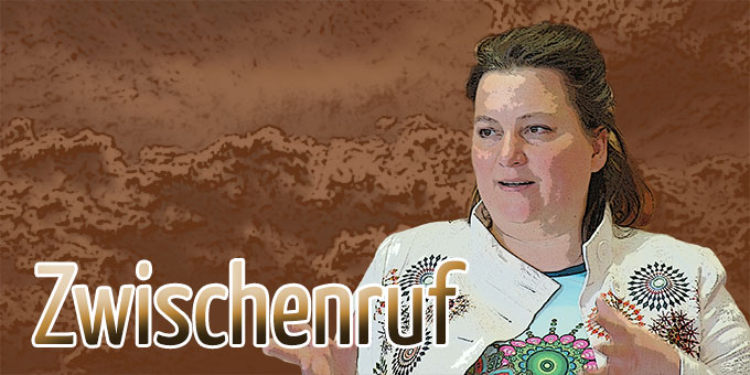 Dr. Alicja Kostka, Schönstatt-Frauenbund (Foto: Brehm)