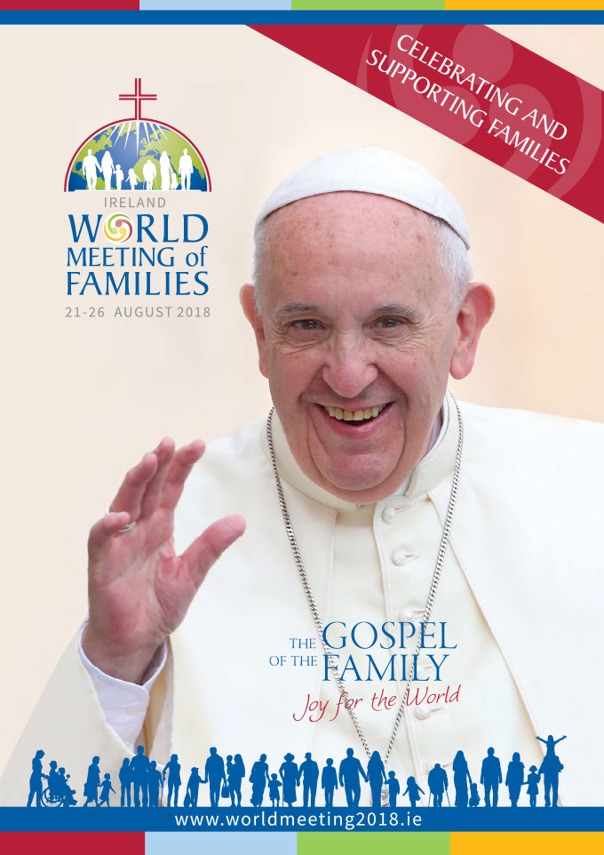 Offizielles Poster des World Meetings of Families (Foto: WMOF)