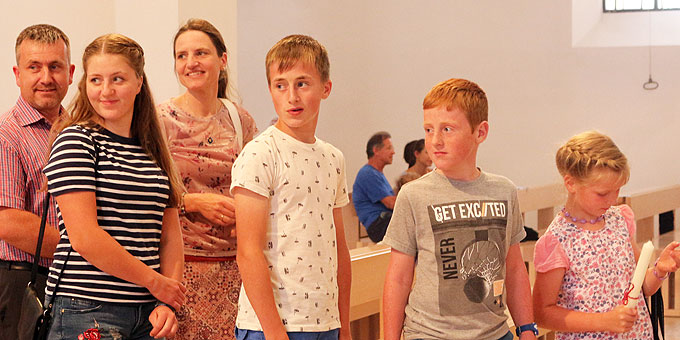 Familie Gehring (Foto: Jung)