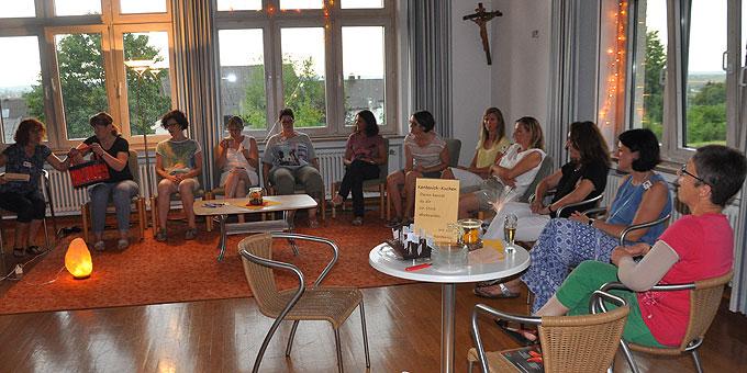 Kapellchenzeit + Oasenstunde – beides beliebt (Foto: Kullmann)