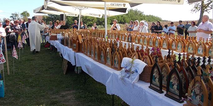 20 Jahre Pilgernde Gottesmutter in Kroatien - Ein fruchtbares missionarisches Projekt (Foto: Ladislav Padjen)