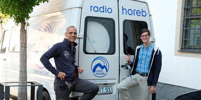 Technikbus von Radio Horeb (Foto: Radio Horeb)