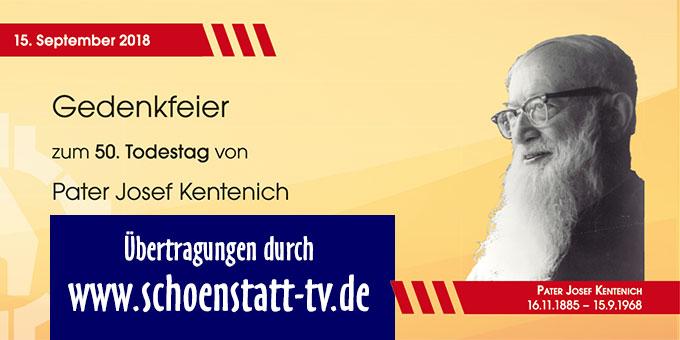 Übertragungen durch www.schoenstatt-tv.de