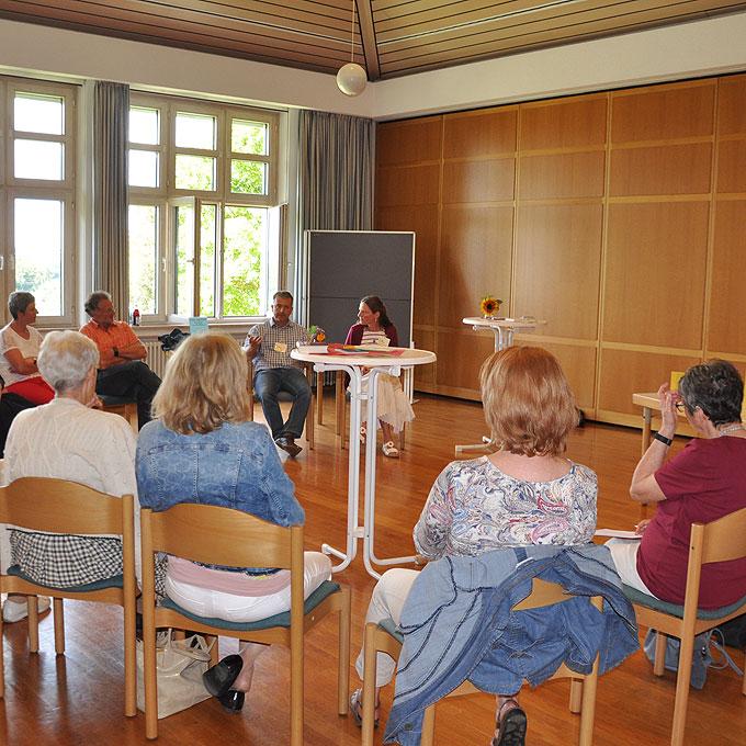 Gut besuchte Workshops: Genderthematik (Foto: LH)